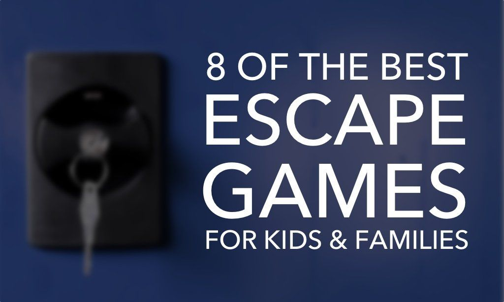 8 adventurous escape games for kids and families escape