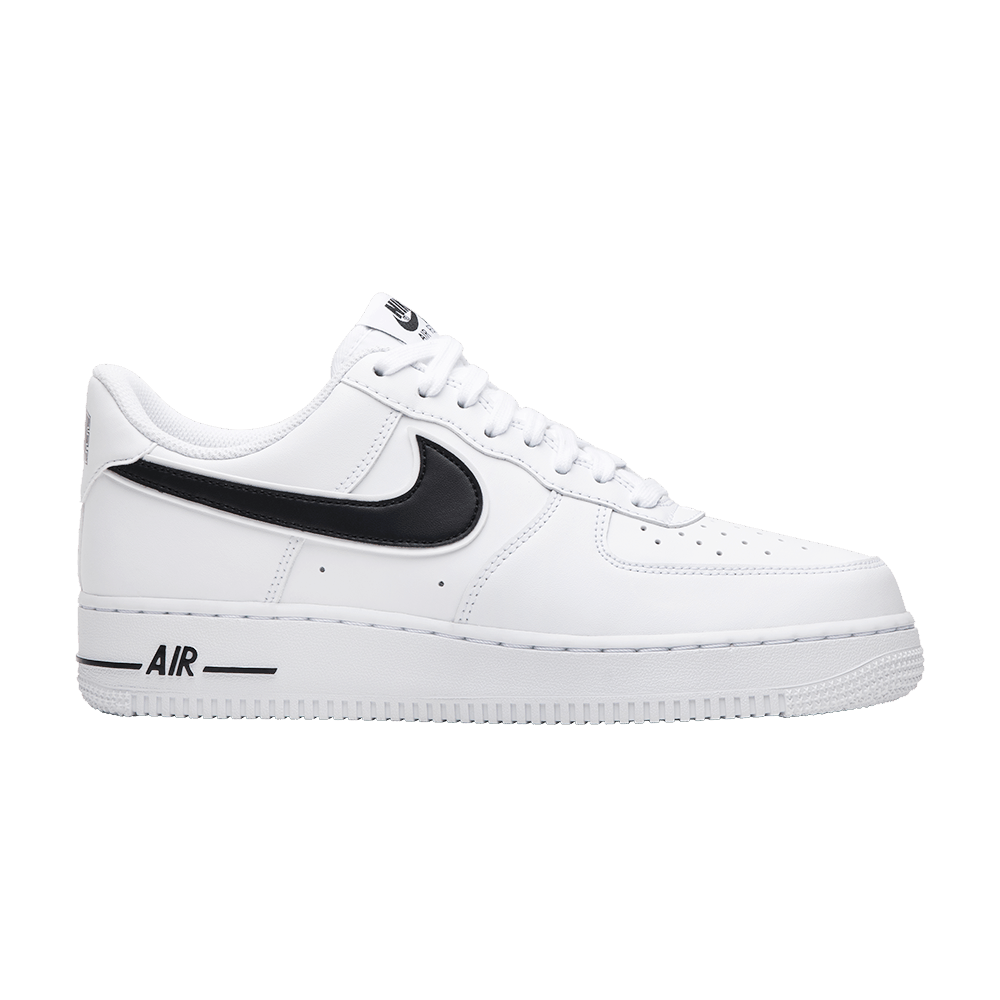 Air Force 1 Low '07 3 'White Black' | Air force shoes, Black