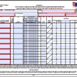 Create A Log To Keep Track Of Multiple Subcontractors Certified