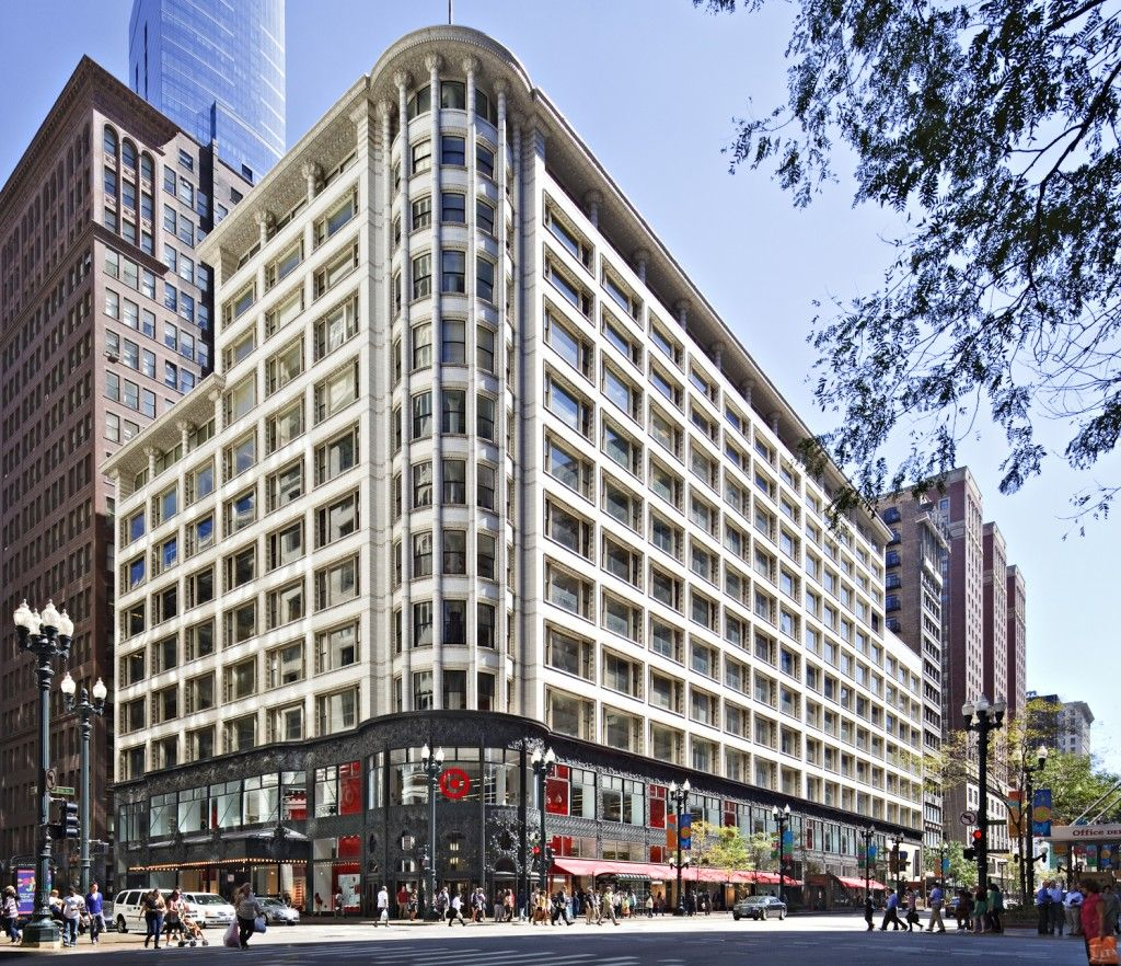 The Sullivan Center : Carson Pirie Scott Building, Chicago IL | Louis Sullivan