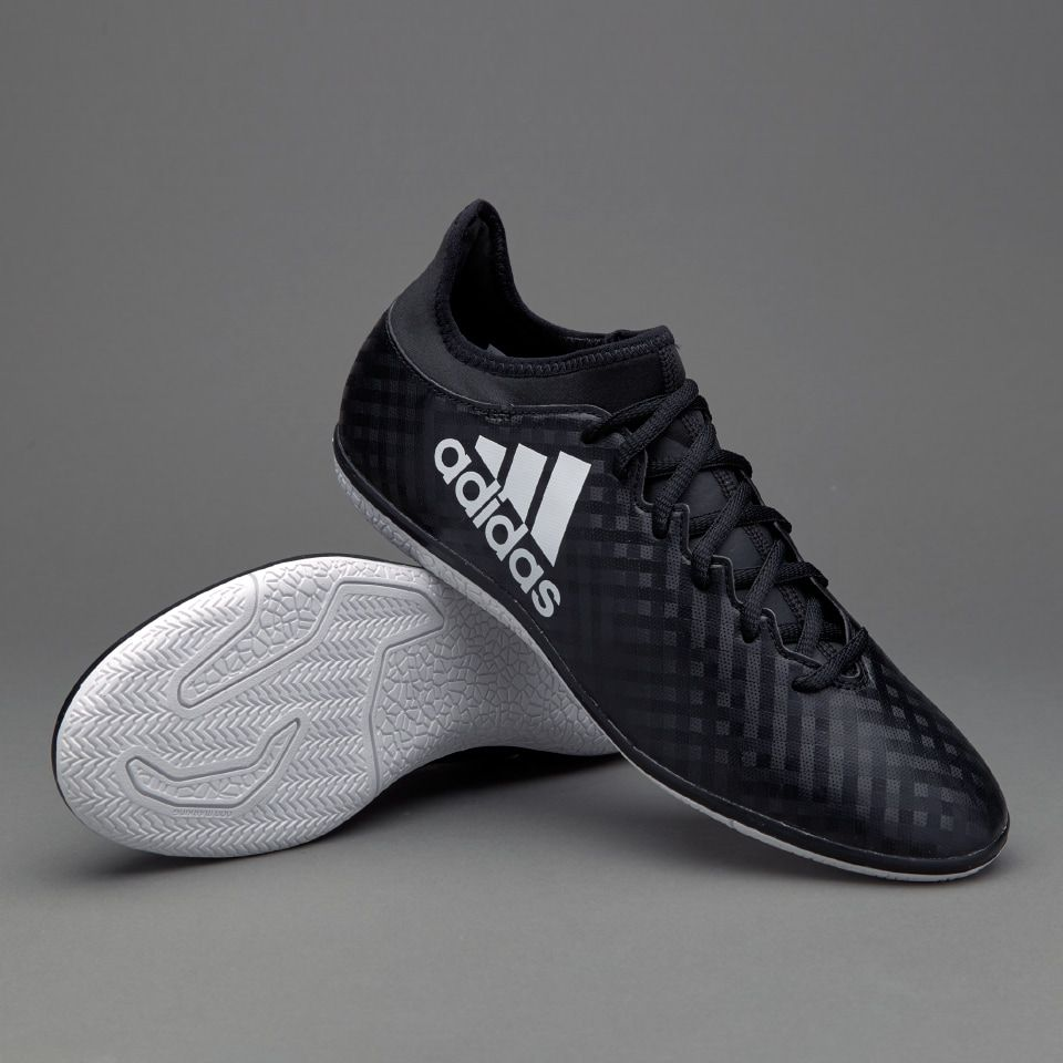 e4a3290f383d adidas X 16.3 IN - Core Black White Core Black