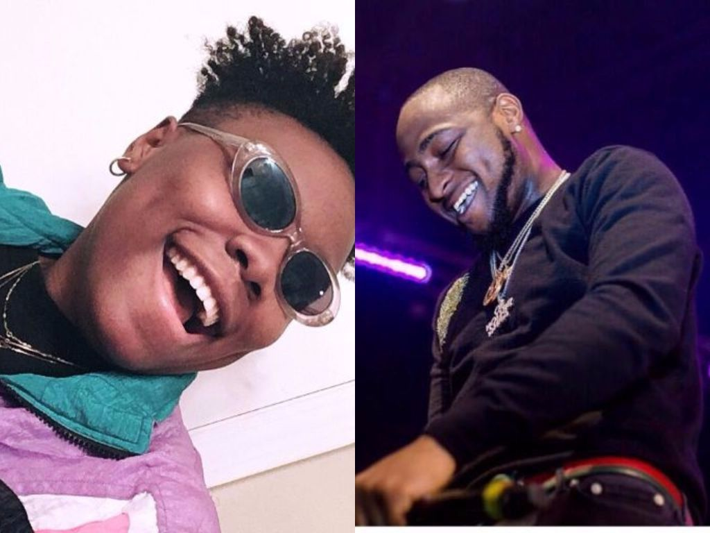 Teni Entertainer Is The Songwriter Behind Davido's New Hit Song! | New hit songs, Songwriting, Songs