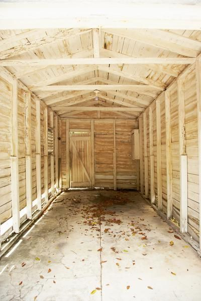 How To Convert A Storage Shed To A Guesthouse | Home Guides | SF Gate