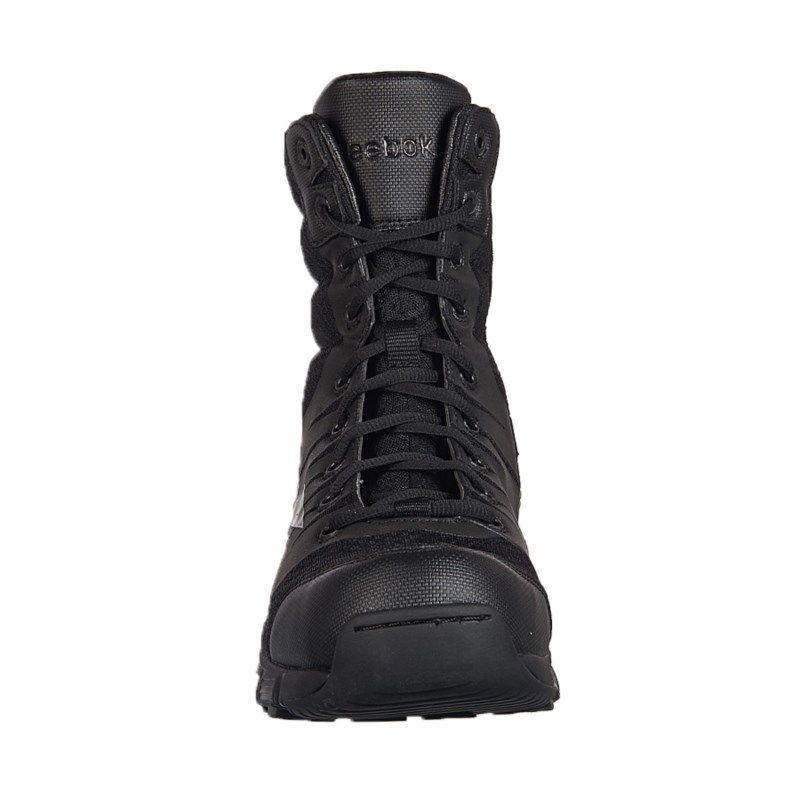 "Reebok Duty Men's 8"" Dauntless Ultralight Military Boots (Black) - 11.5 W"