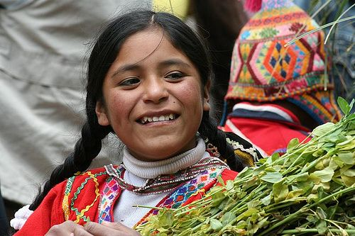 Peruvians - These wonderful people will always inspire me to keep strong, share and smile, even through the toughest times.