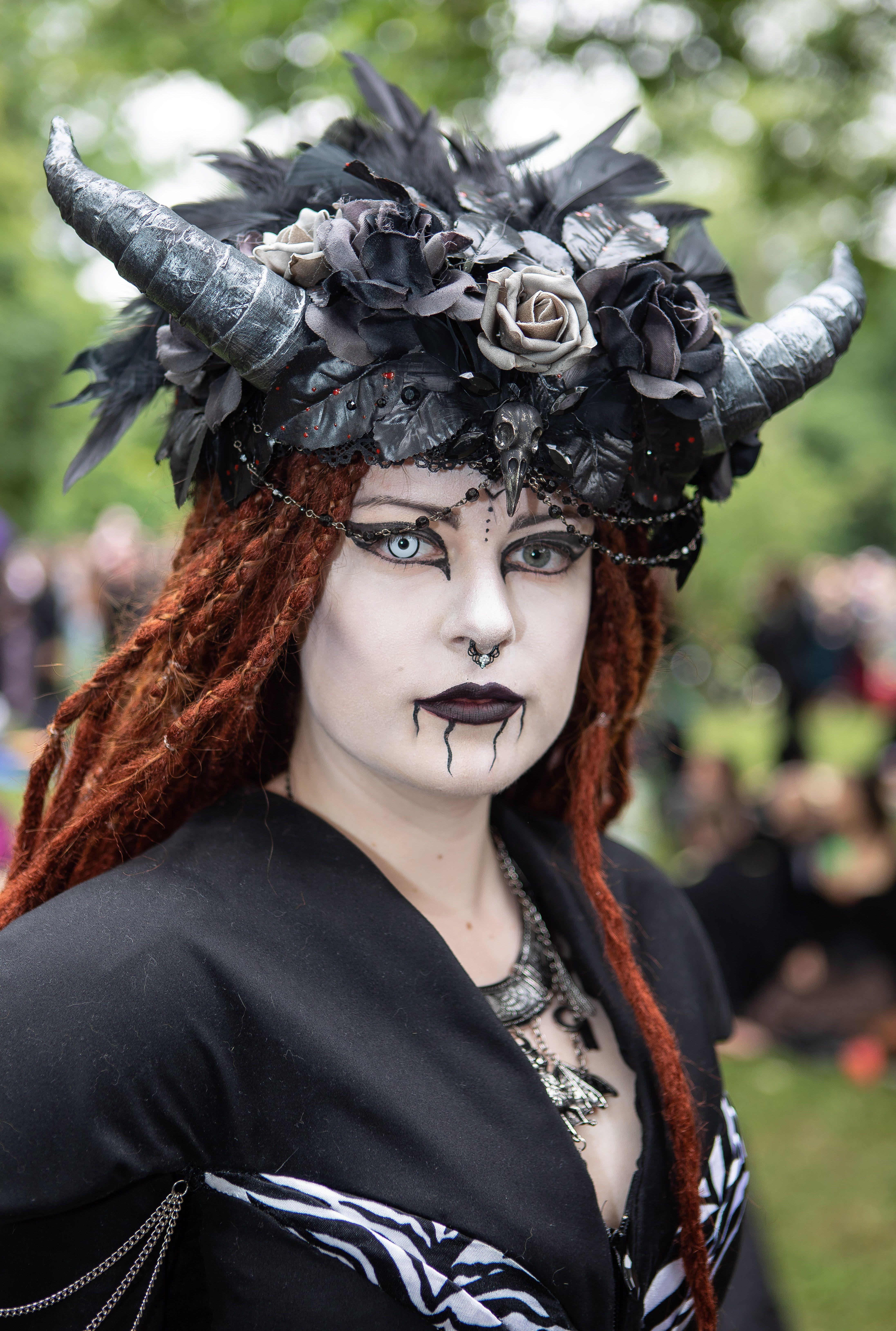 Wgt Leipzig 2018 Victorian Dress Goth Fashion