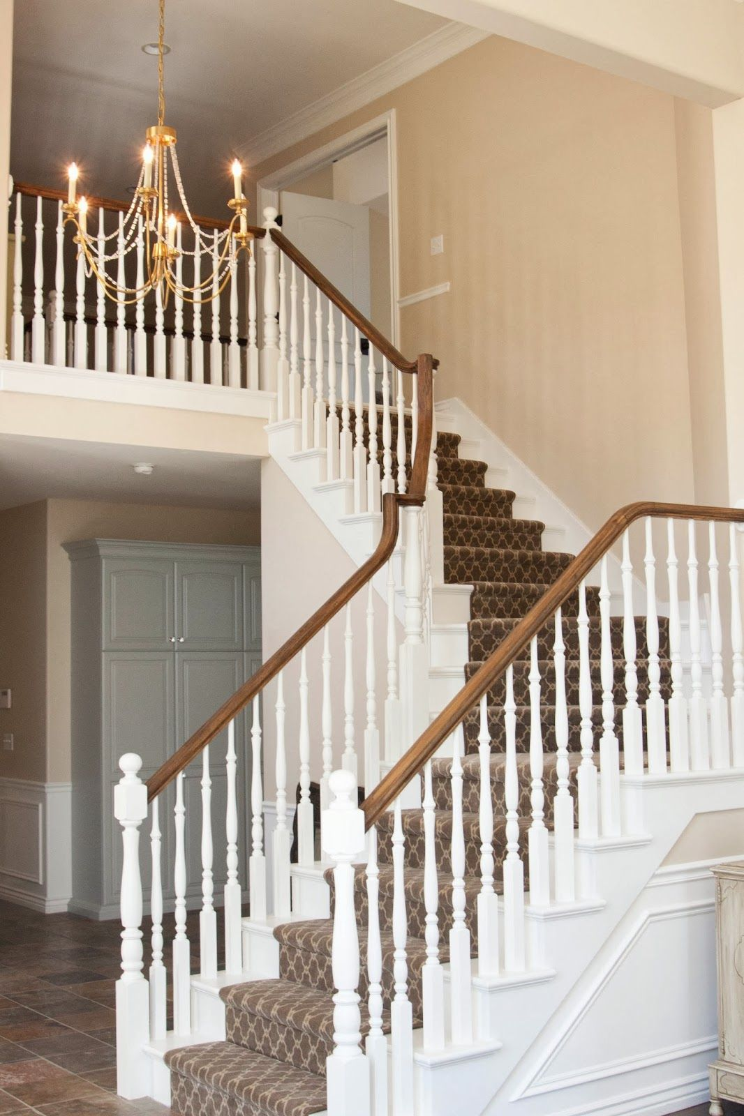 Carpet For Stairs Inspiration Interior Contemporary   Modern Banisters And Railings