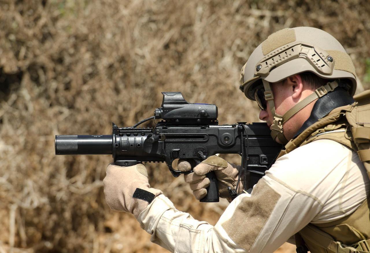 Micro Tavor MTAR 21 (Israel) | Military guns, Military units ...