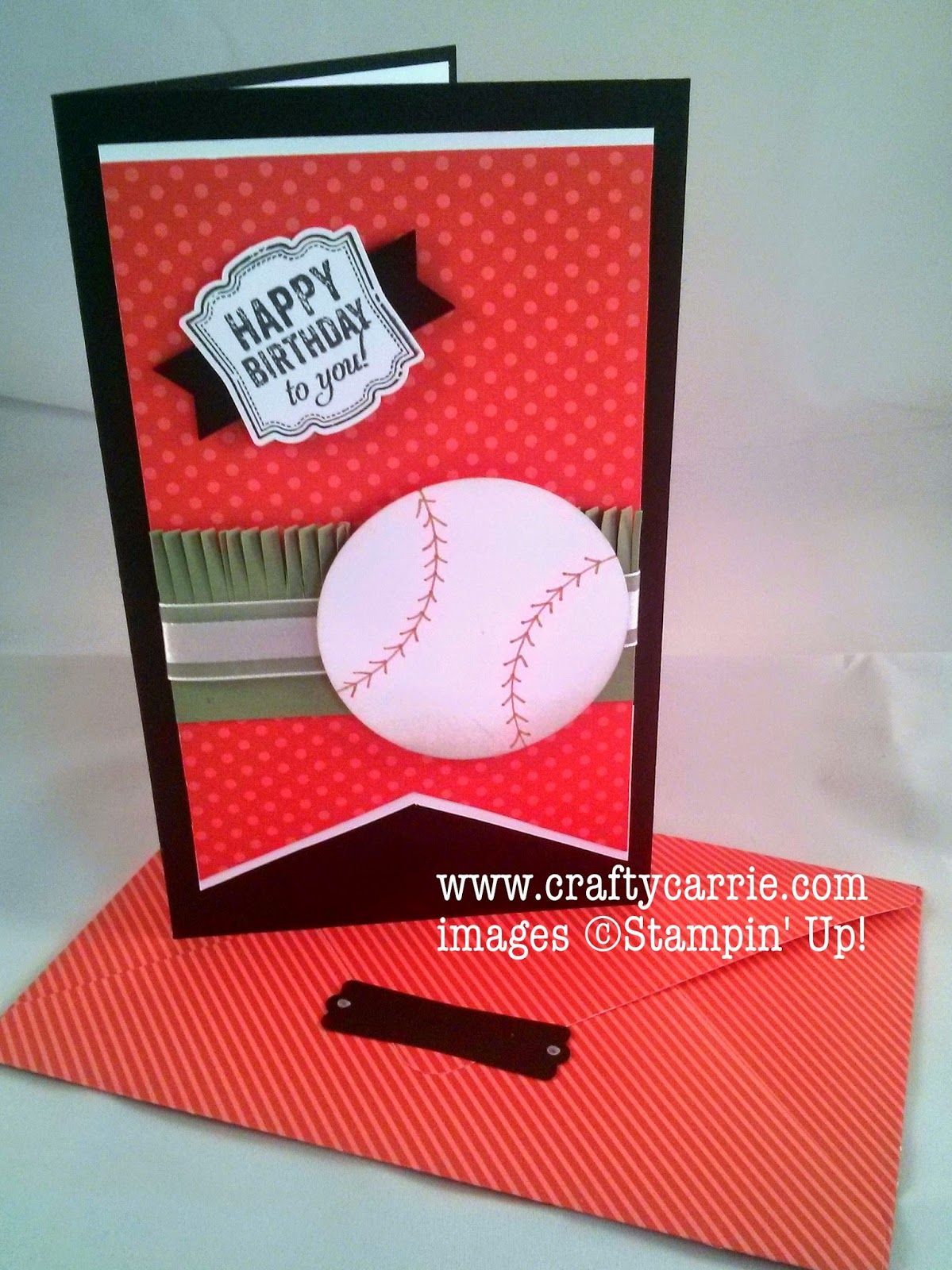 Ccc01 Diy Baseball Card Coffee Birthday Cards For Boys