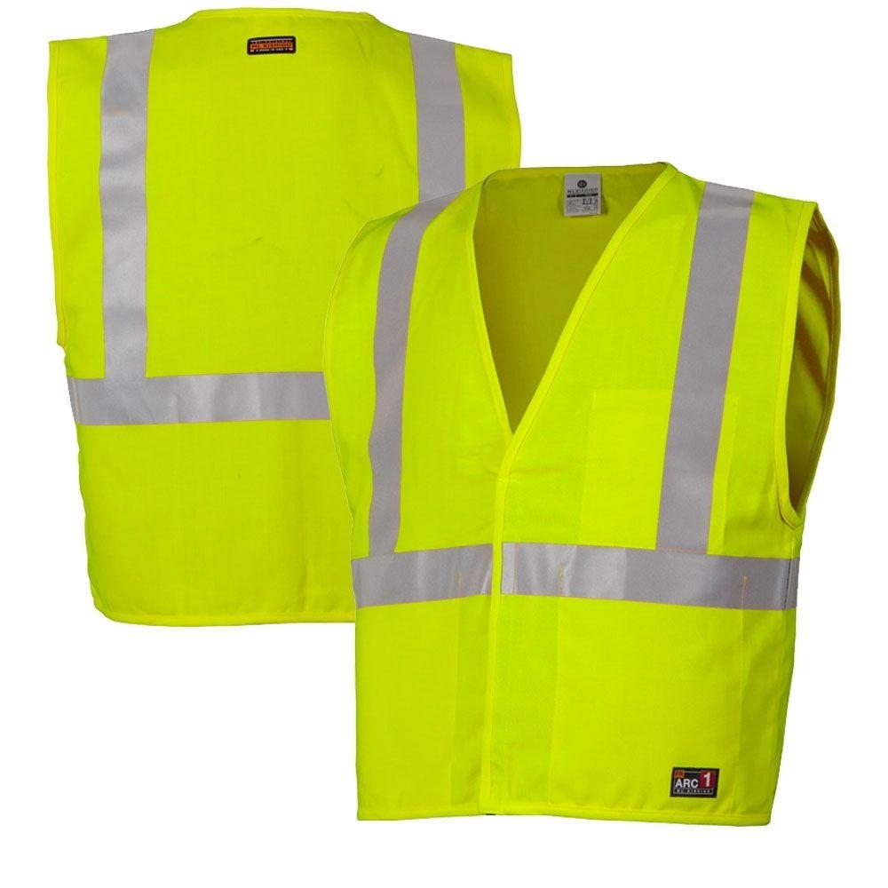 560800505b7 ML Kishigo F442 Class 2 Economy FR Safety Vest