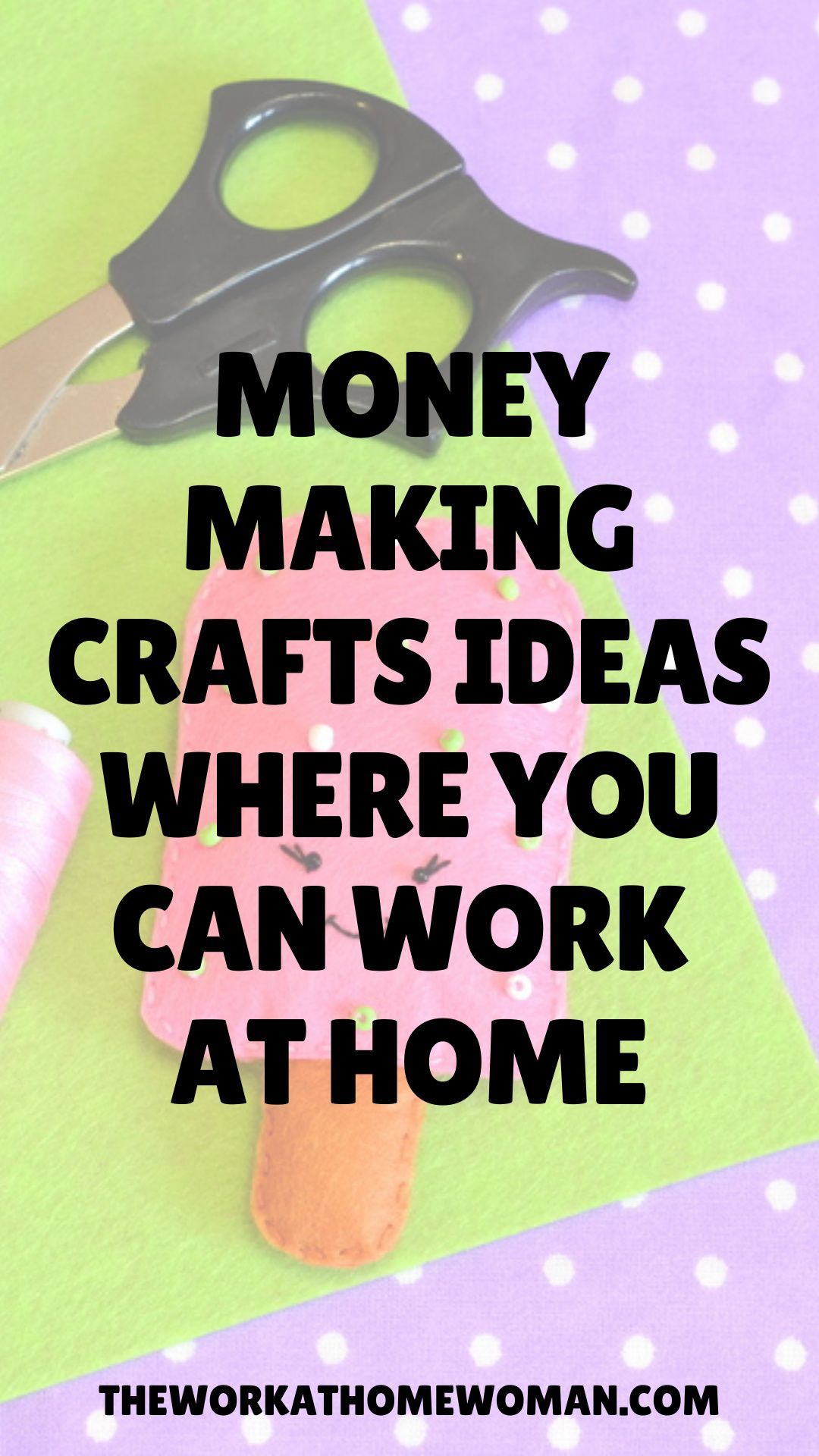 Craft Jobs for Stay-at-Home Moms