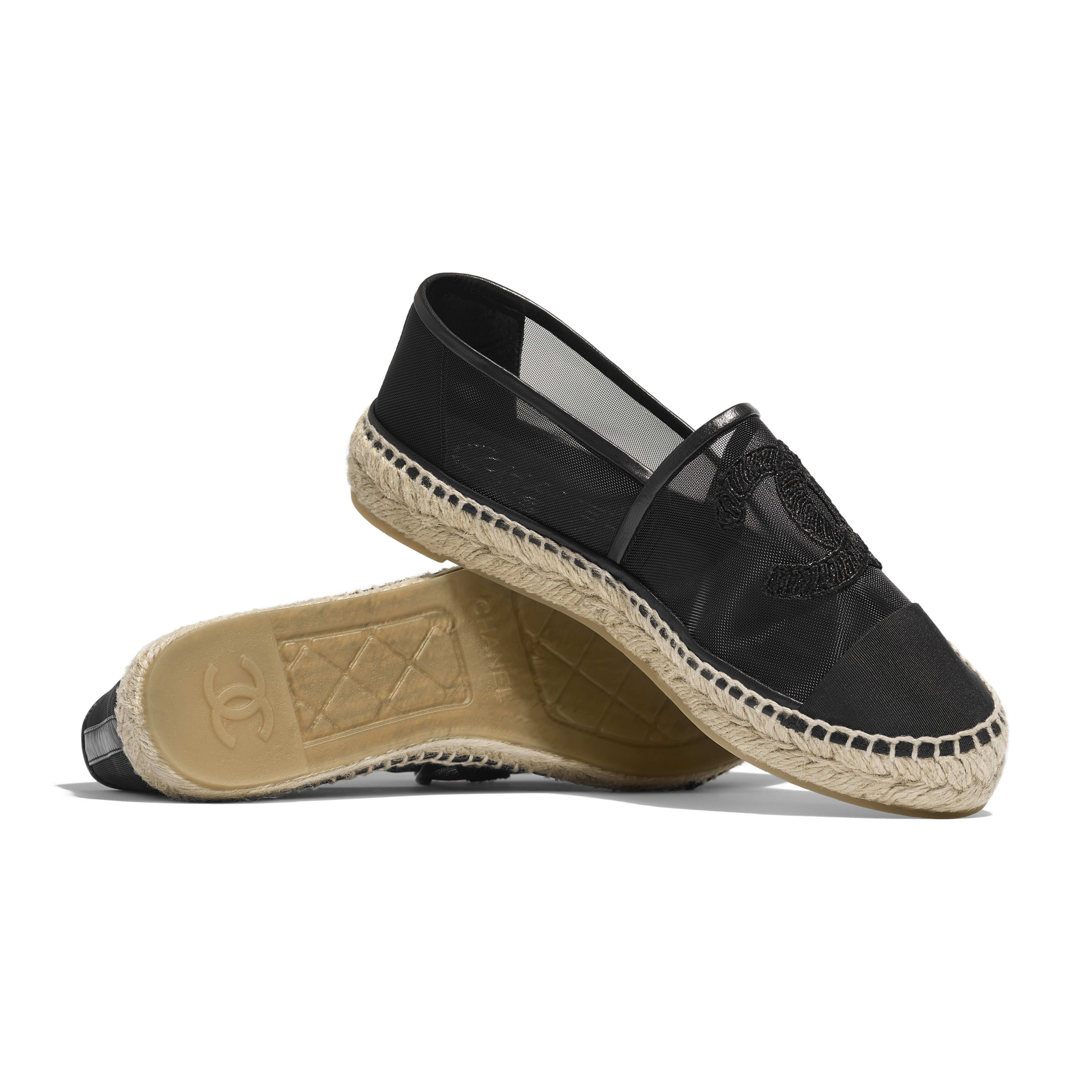 Fashion shoes, Chanel, Espadrilles