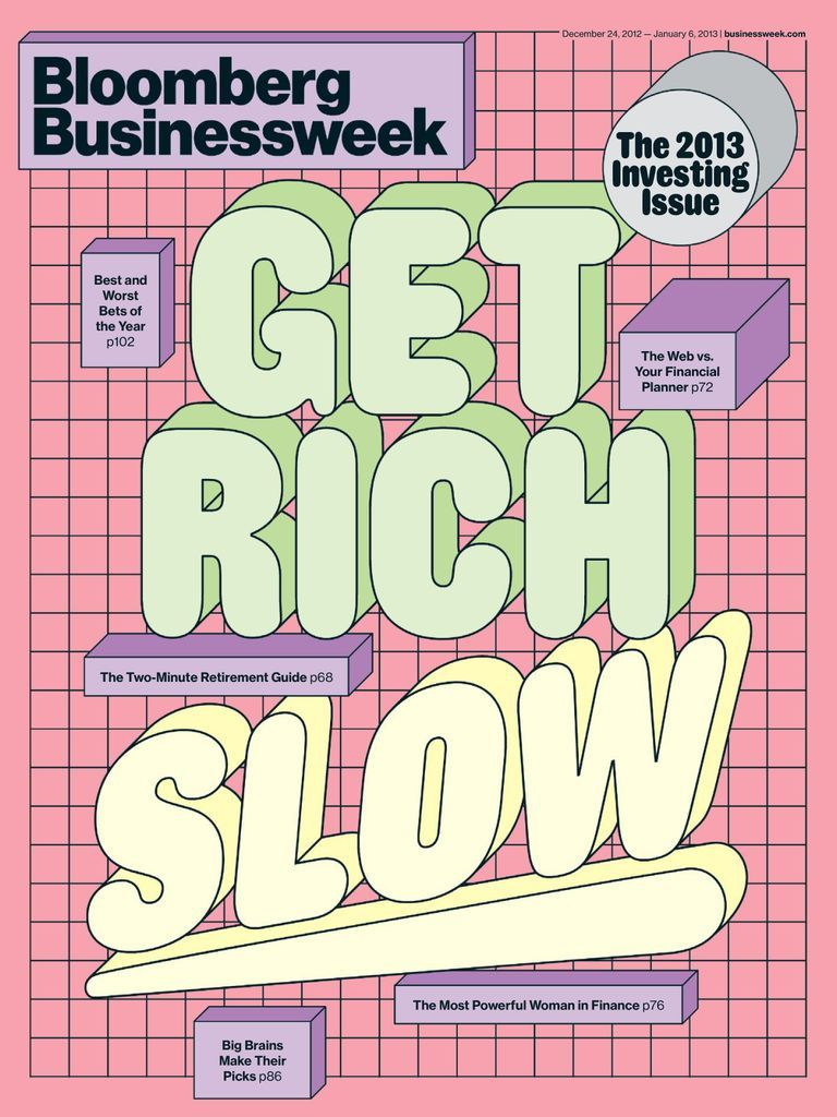 Bloomberg Businessweek-Europe Edition Back Issue D