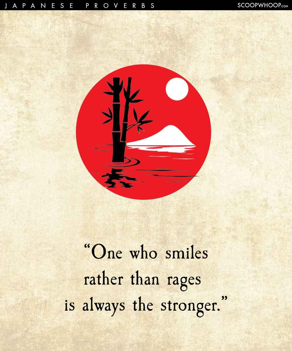 5 Beautiful Japanese Proverbs That Are Invaluable Life Lessons