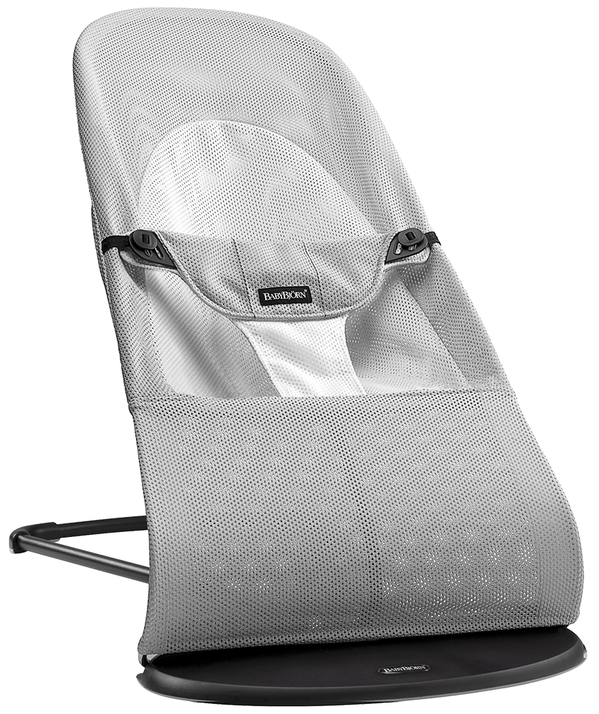 bdb46e35afc Baby Bouncer Balance Soft is ergonomic and suitable from birth.