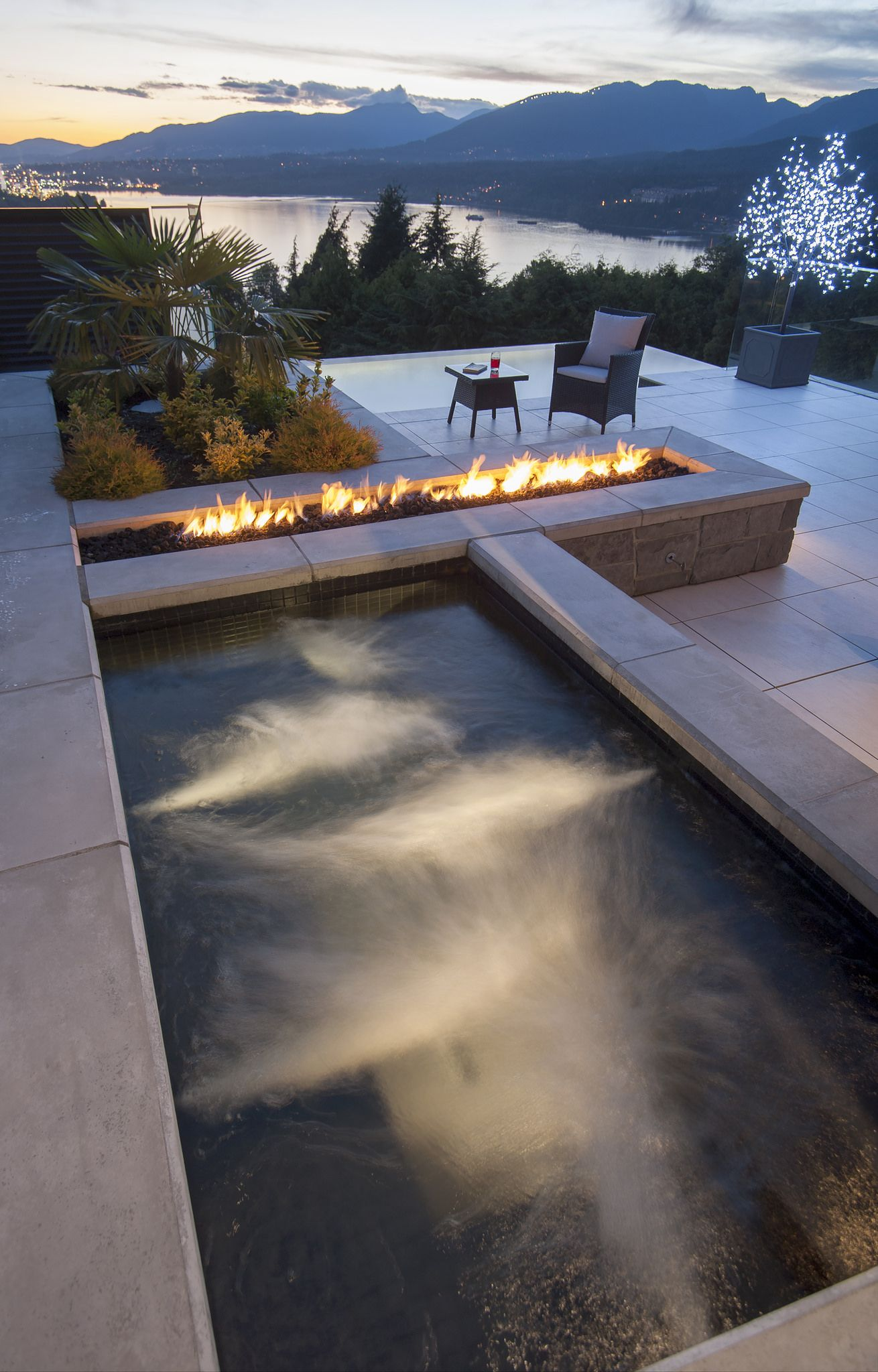 Whirlpool Outdoor Swim Spa Alka Pool Cooler Weather Is The Perfect Excuse To Cozy Up
