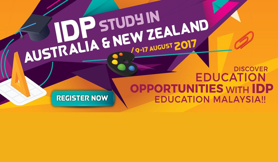 IDP Malaysia Helping students achieve their dream of