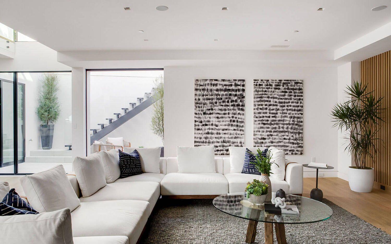 Fresh Twist On A Classic Mid Century Modern House In Corona Del