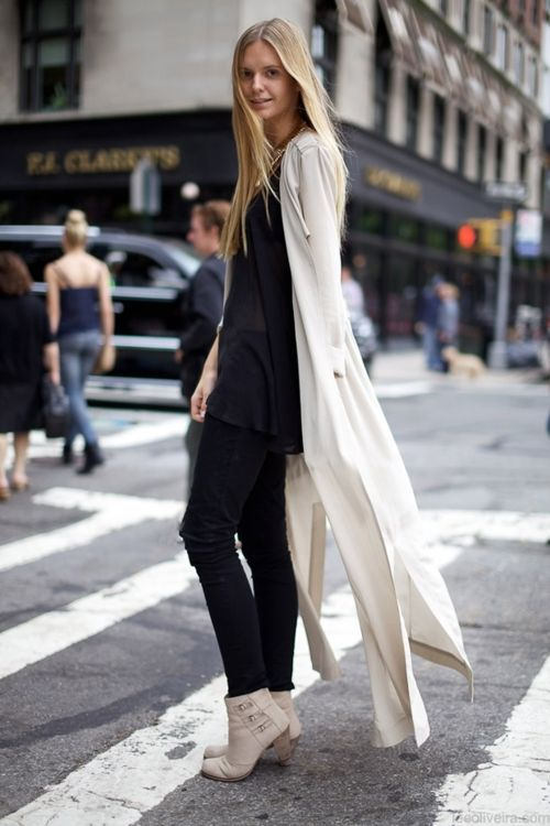 Ways to Wear a Long Cardigan | Long cardigan, Cardigans and Winter ...