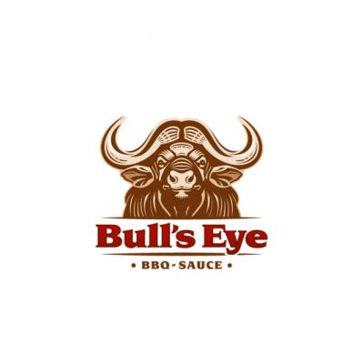 Bull S Eye Eye Logo Logo Design Sale Logo