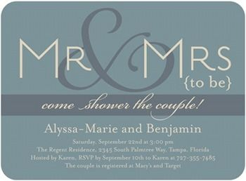 You Will Abosolutely Love These 12 Couples Bridal Shower Invitations They Are An Absolute Must See If Your Throwing Wedding