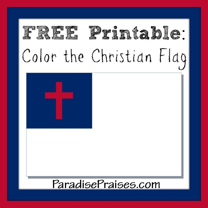 Free Printables for Homeschool Church Use Free printable Flags