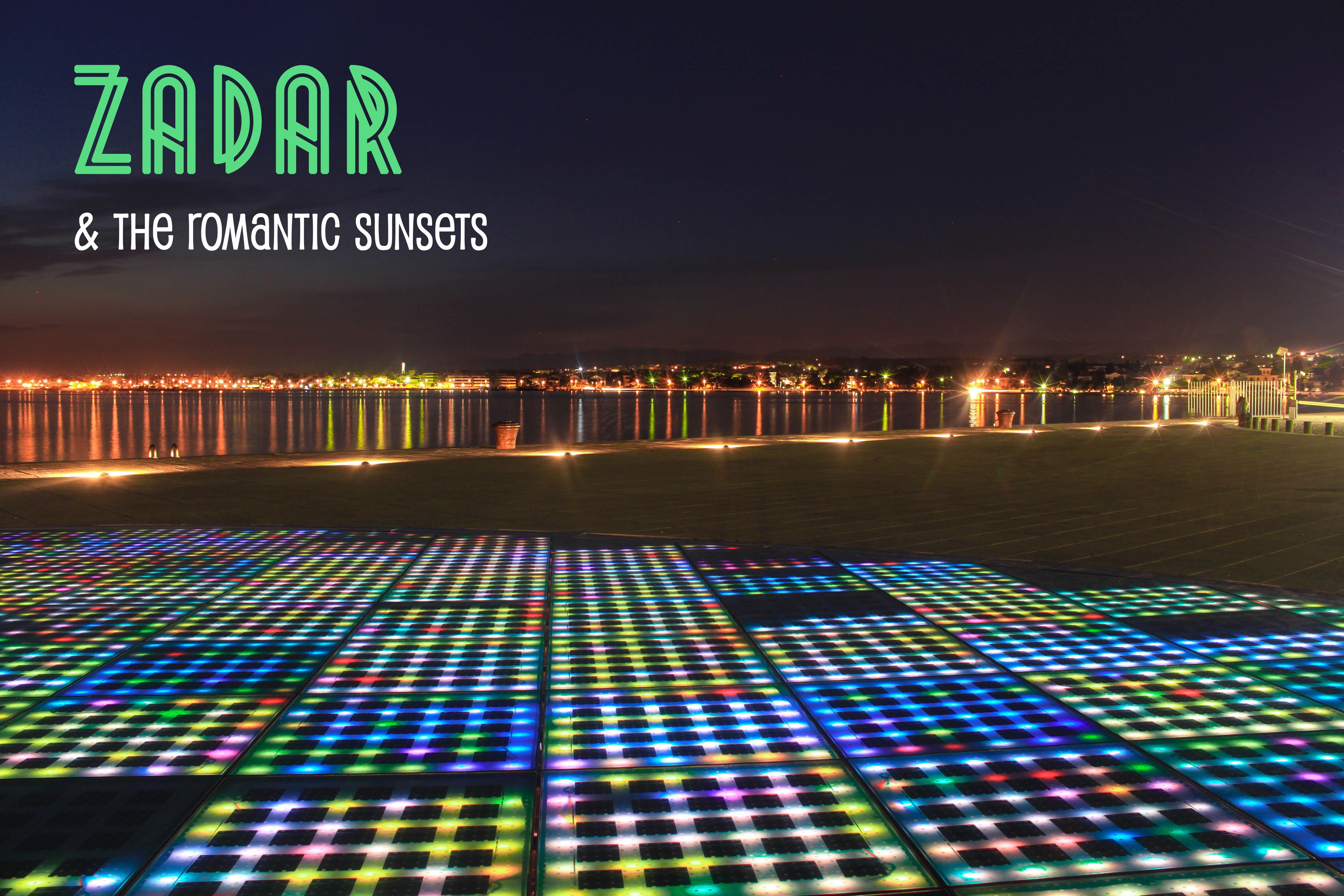 Zadar and the romantic sunsets   http://adventurousmiriam.com/zadar-and-the-romantic-sunsets/
