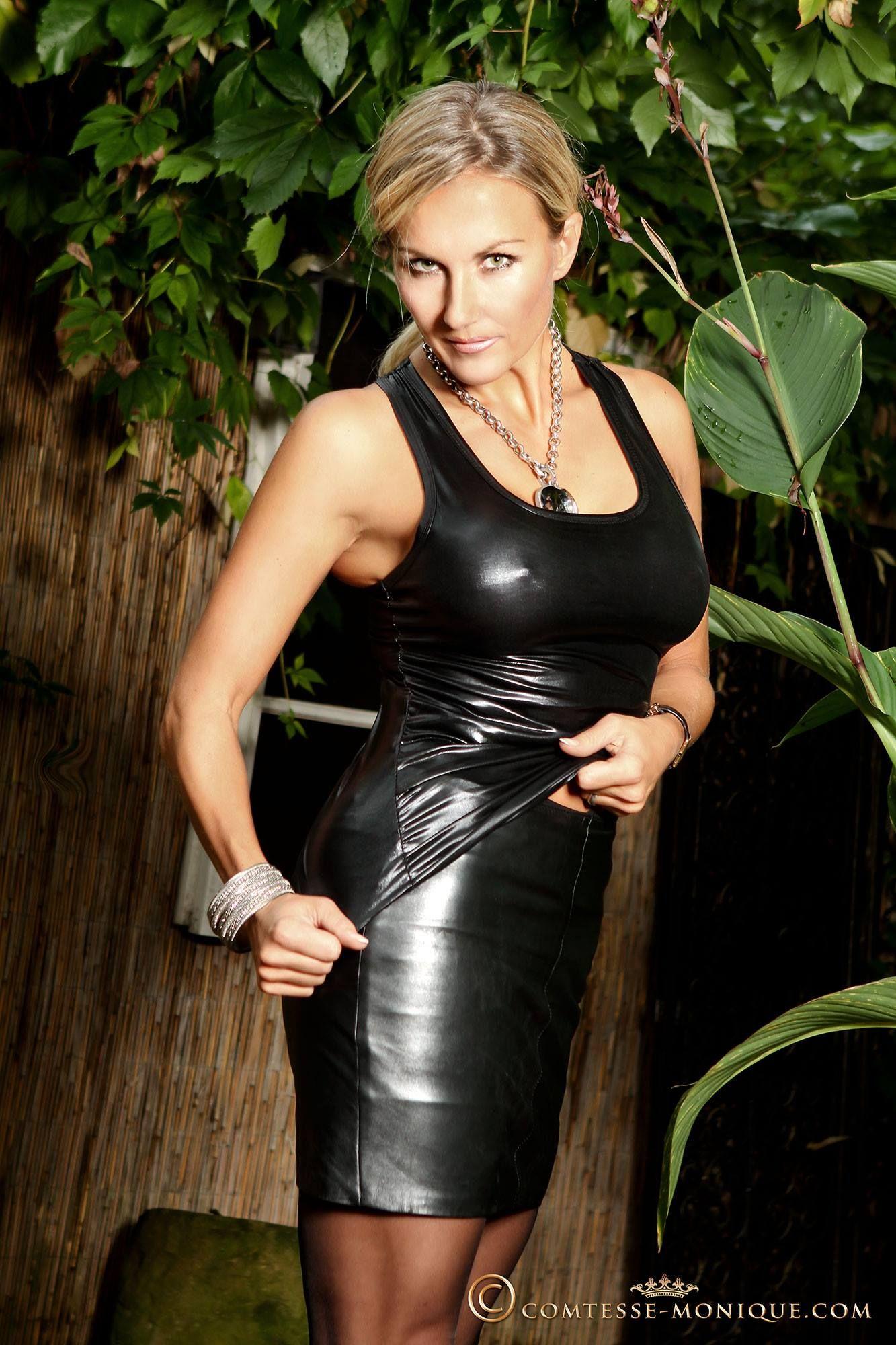 Comtesse Monique Hot Women L Pinterest Leather Latex And Sepatu Wanita Power Galax 5283211
