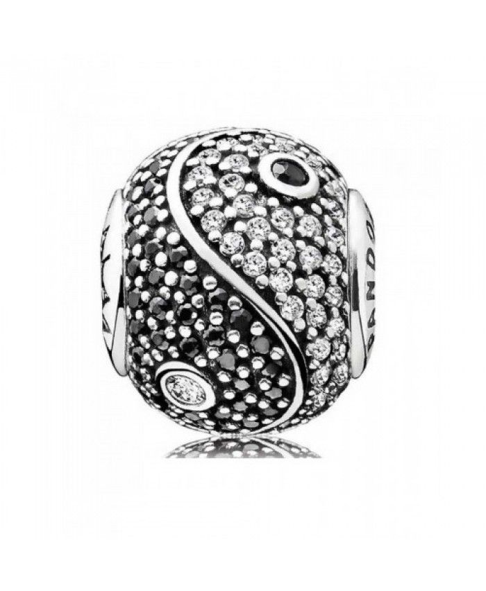 0c9dabdee294b Pandora Essence Black Balance Charm | pandora essence charms ...