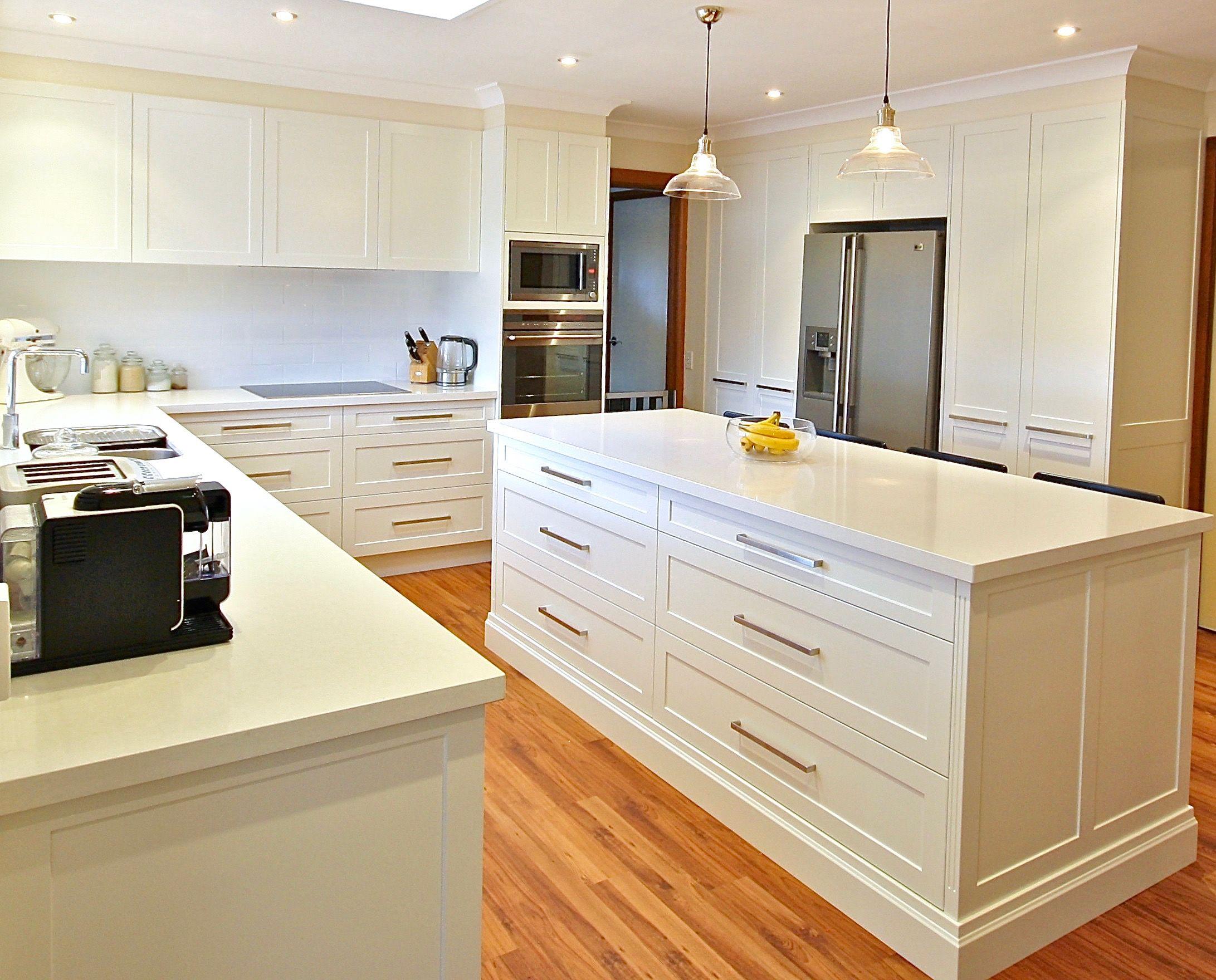 43++ Hamptons shaker style kitchen ideas