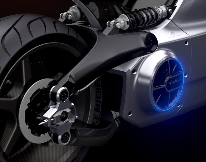 5 voxan unveils 200hp wattman electric motorcycle Voxan unveils 200hp Wattman electric motorcycle