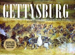 Gettysburg by Kevin J Dougherty, Metro Books. Our associated Gettysburg 1863 app is available from www.amberbooks.co.uk/gettysburgapp