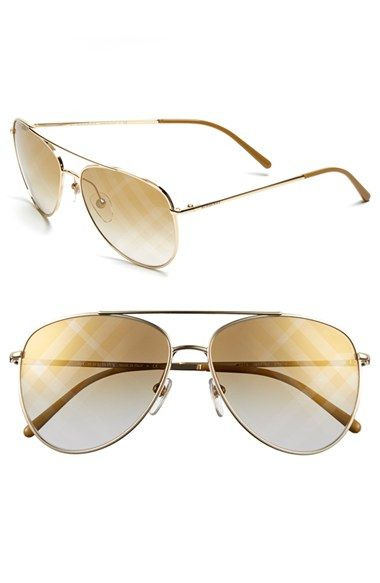 4d9175e8f895 Burberry+57mm+Aviator+Sunglasses+available+at+ Nordstrom ...