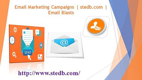 https://flic.kr/p/JiBHtN | Best Email Marketing Campaigns - Send Email - STEdb | Call Now + 1 (561) 228-5630  Broadcast Emails FREE Today  Up to 2,000 subscribers and 12,000 emails per month  More About Us : www.stedb.com