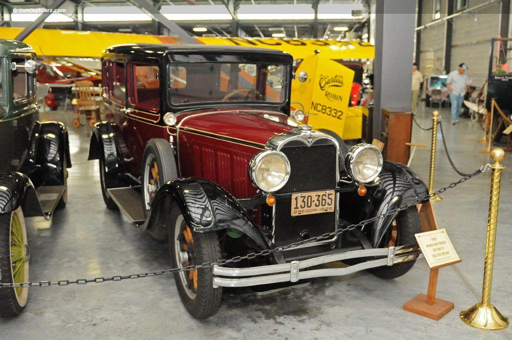 1928 Dodge Brothers Model M Victory Six