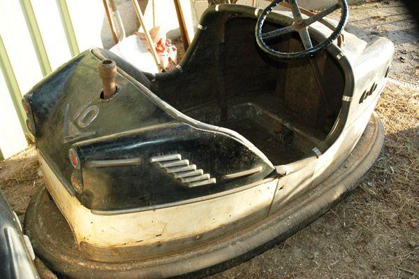 Bumper Cars For Sale >> 1950s Dodgem Car Bumper Car Dodgem Car For Sale Buy A Dodgem Car