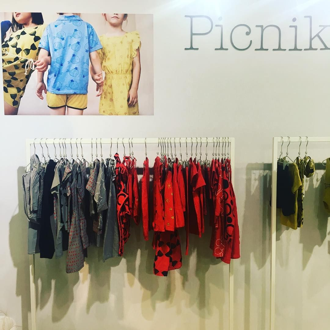 In ❤️ with this new brand, coming in a couple of weeks as well. #picnikbarcelona  #playtimeparis #iloveplaytime #stadtlandkind
