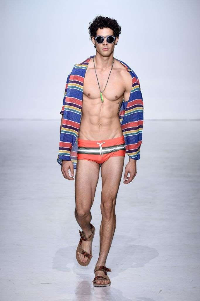 87ee30e681 Parke   Ronen Spring-Summer 2018 Collection