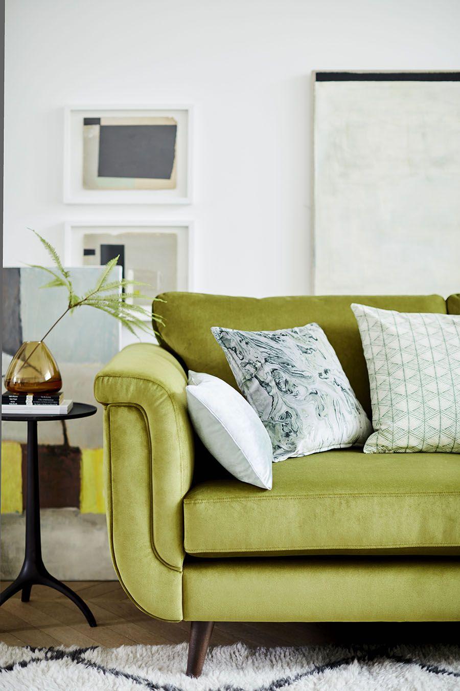 91 loves velvet furniture  green couch decor velvet