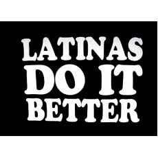 Latinas Do It Best