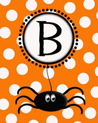 Printable banner Halloween Party Decor  Games Pinterest - halloween decoration printables