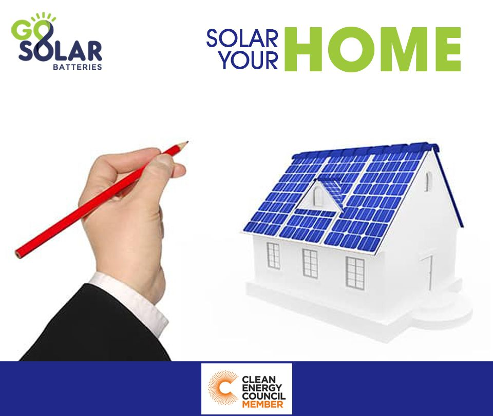 Go Solar Batteries Is Your One Stop Solar Installation Provider We Make Sure You Understand How Eve Solar Installation Solar Panel Installation Energy Storage