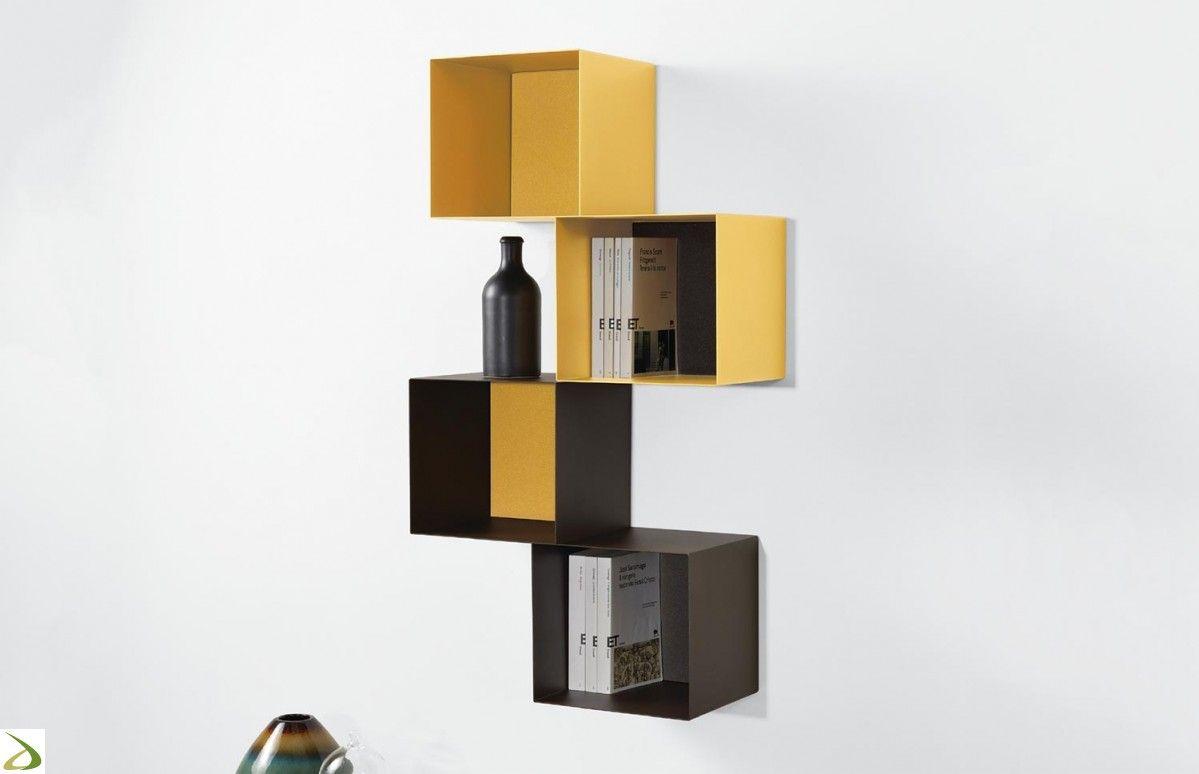 Arredamento Cubi Componibili.Libreria Twin Nel 2019 Arredamento Soggiorno E Design