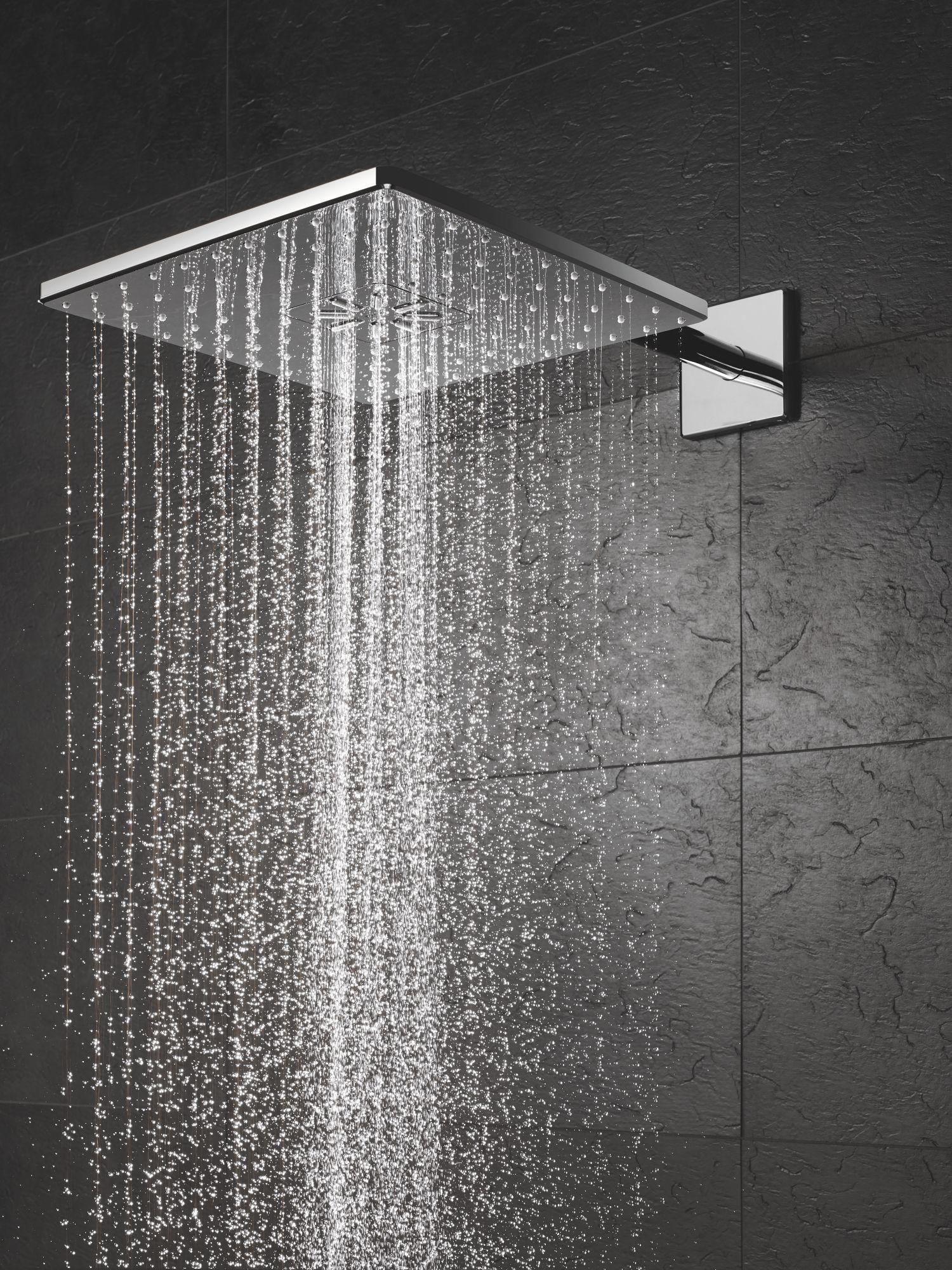 Rainshower Head Showers Shower Sets Grohe Shower Wall
