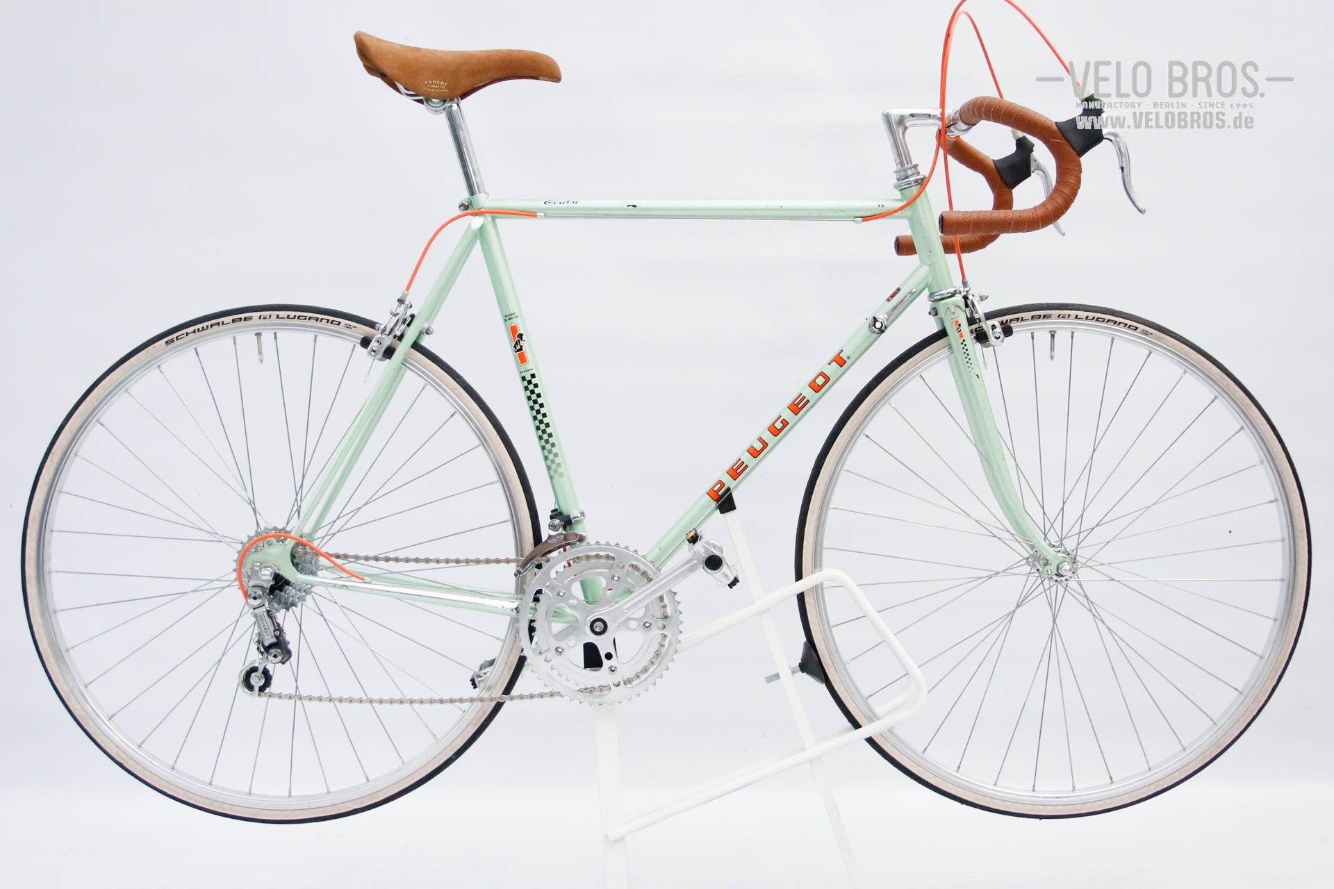 Peugeot Course ·56cm ·Metallic Green ·1979