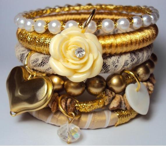 Conjunto pulseiras