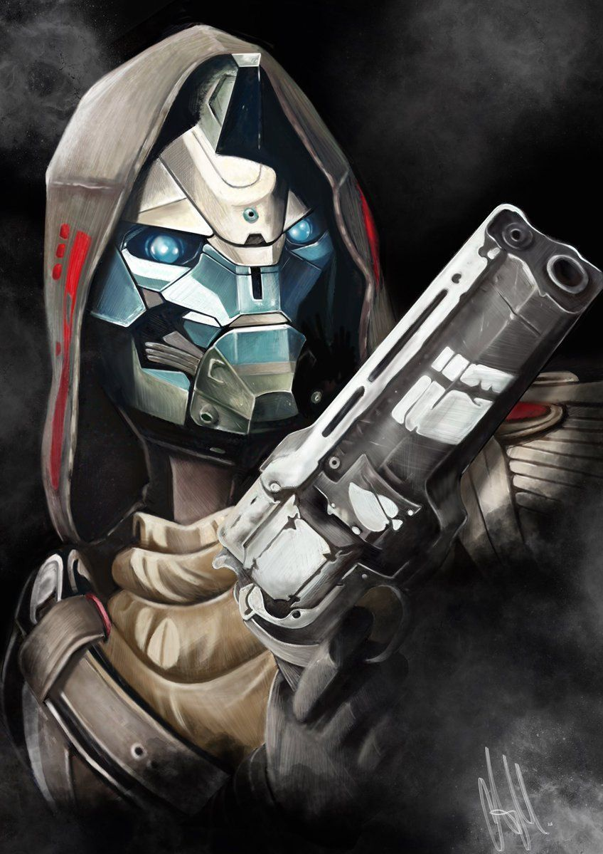 Pin by Tiffy Ishida on Cayde6 in 2020 Destiny game