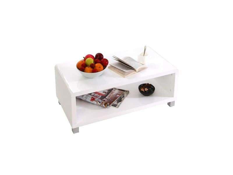 Table Basse Design Laquee Blanche Roxy Vente De Table Basse Conforama Table Basse Design Table Basse Conforama Table Basse