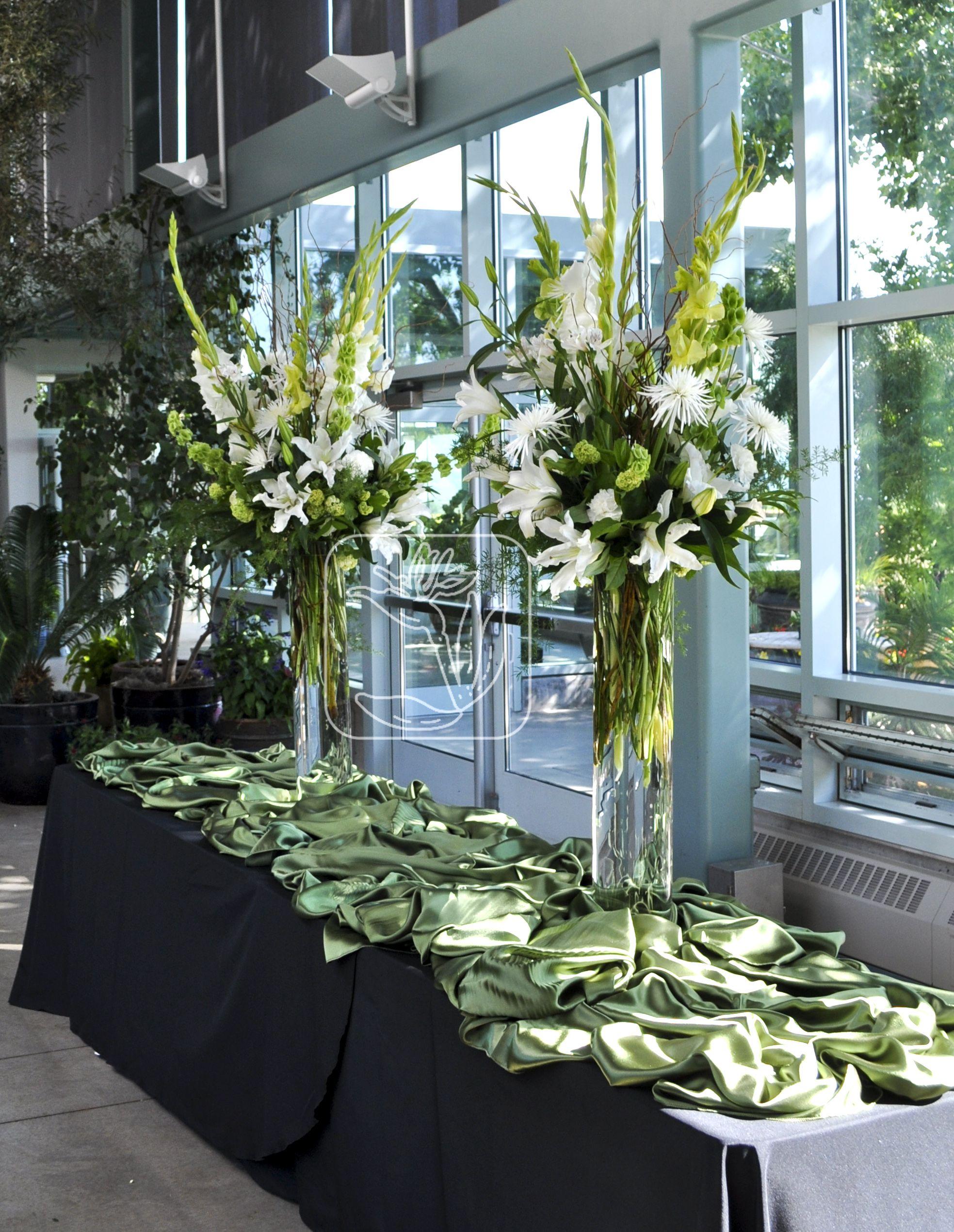 buffet table display