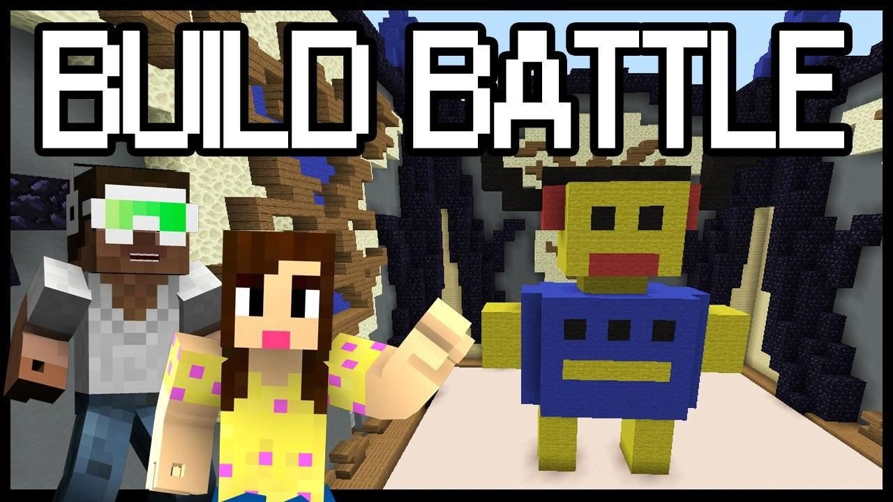 build battle minecraft mini game download free